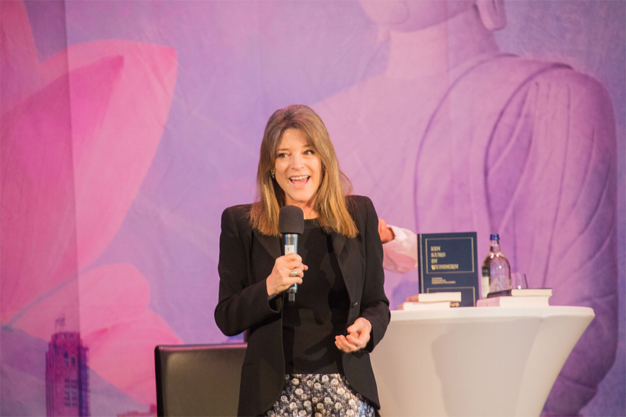 find-your-flow-kongress-marianne-williamson